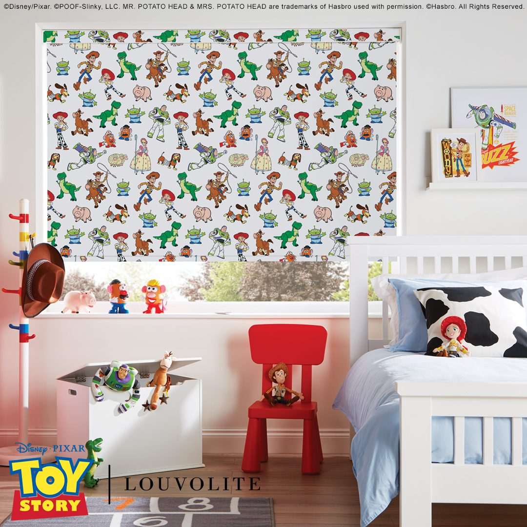 NEW Toy Story roller blinds – now available.