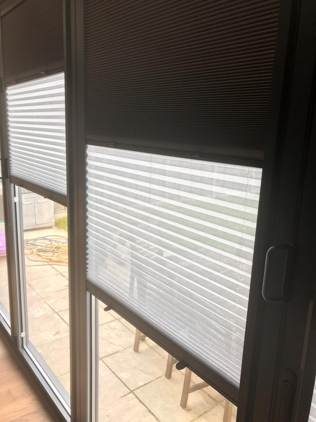 Have you ever wanted to have blinds that take away some of the light?