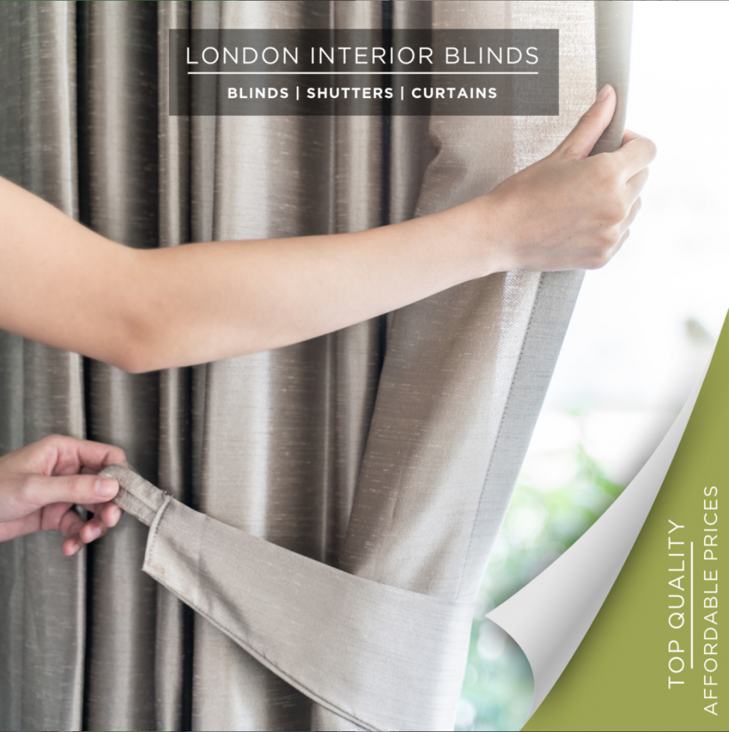 Bespoke Curtains at London Interior Blinds