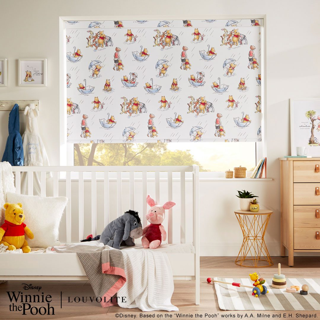 BRAND NEW Winnie the Pooh fabric now available.