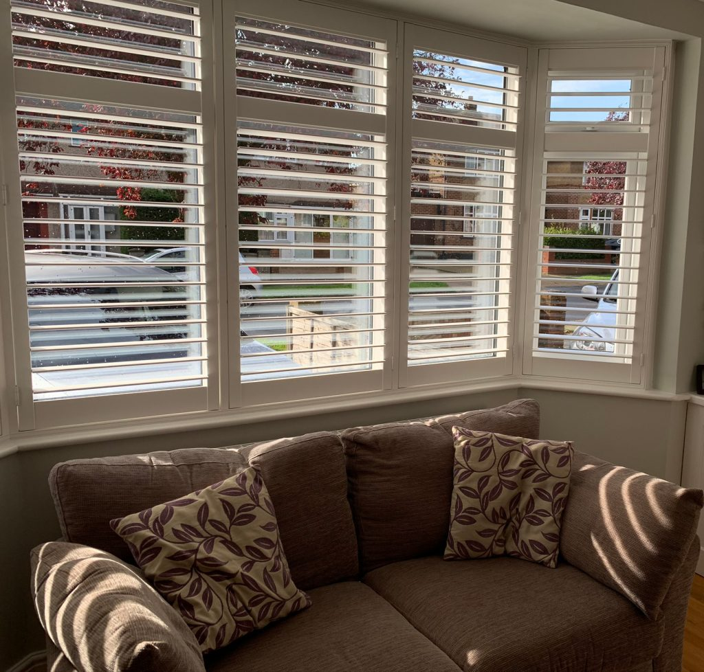 Custom Fitted Shutters