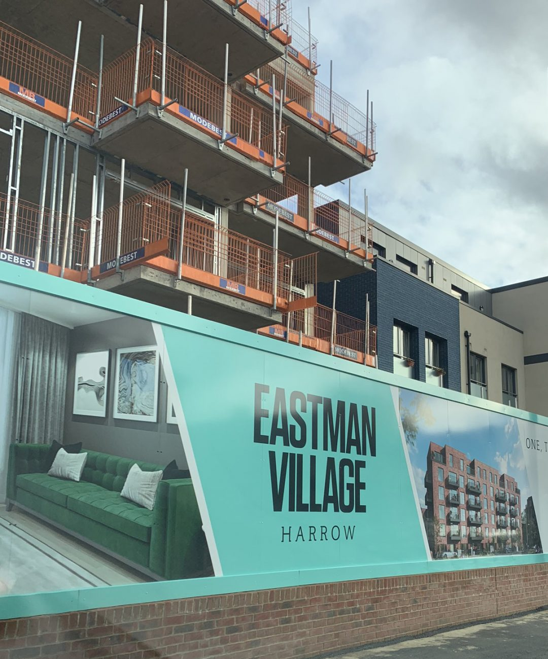 Eastman Village Development