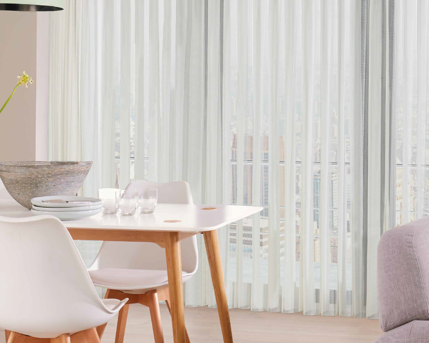 Allusion Vertical blinds