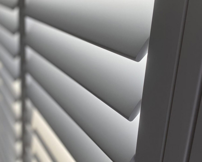 MDF shutters