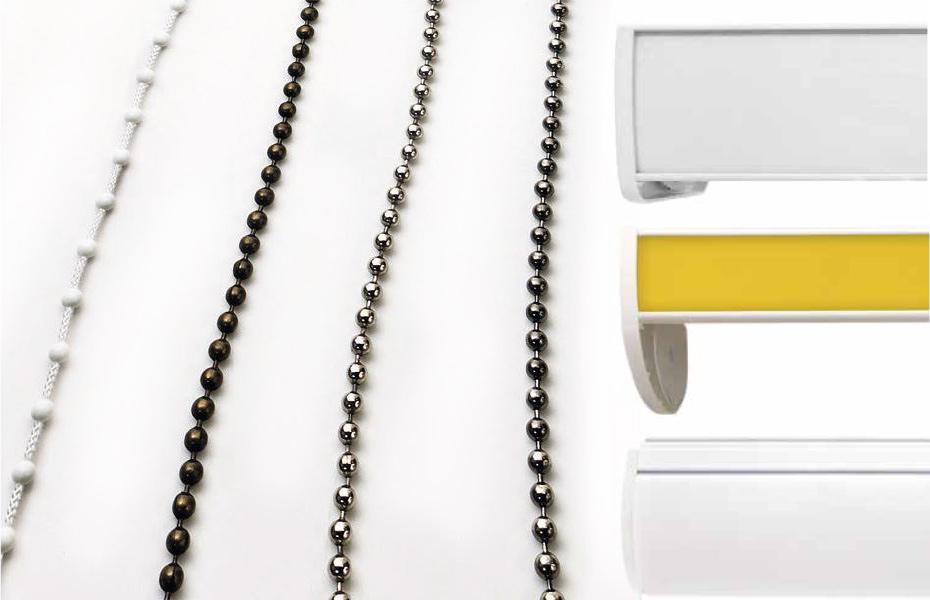 Roman Blind accessories