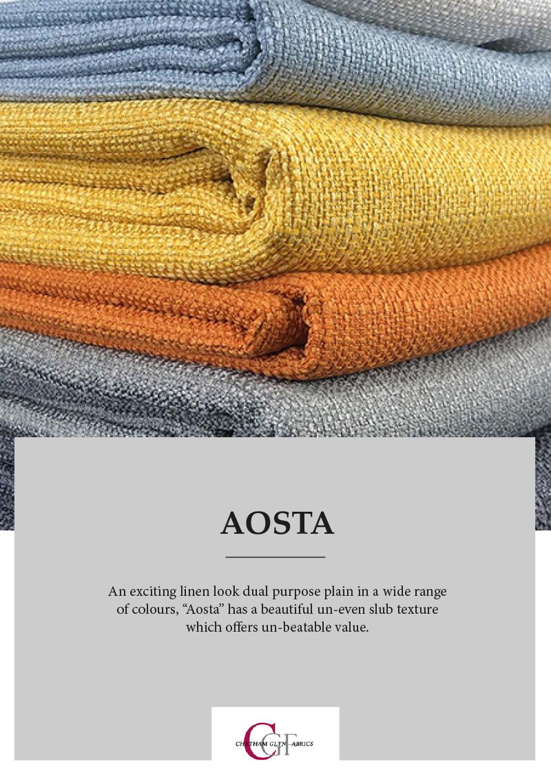 Aosta Fabric