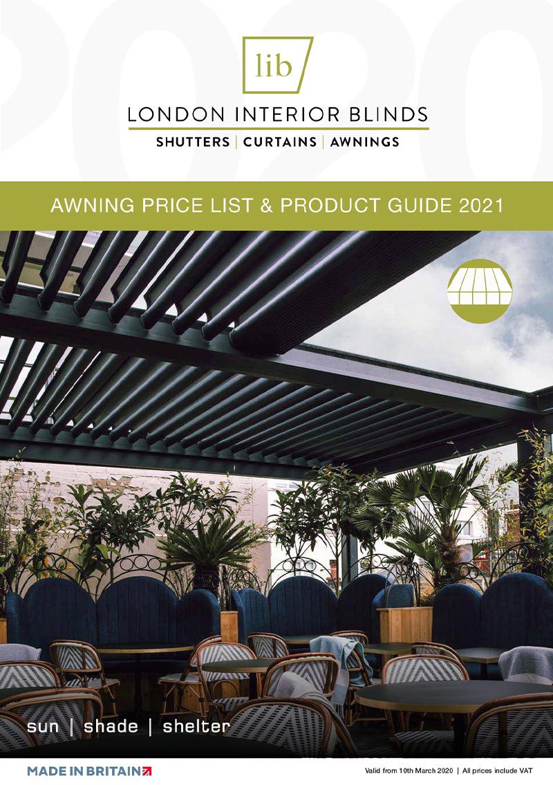 LIB Awning Brochure 2021