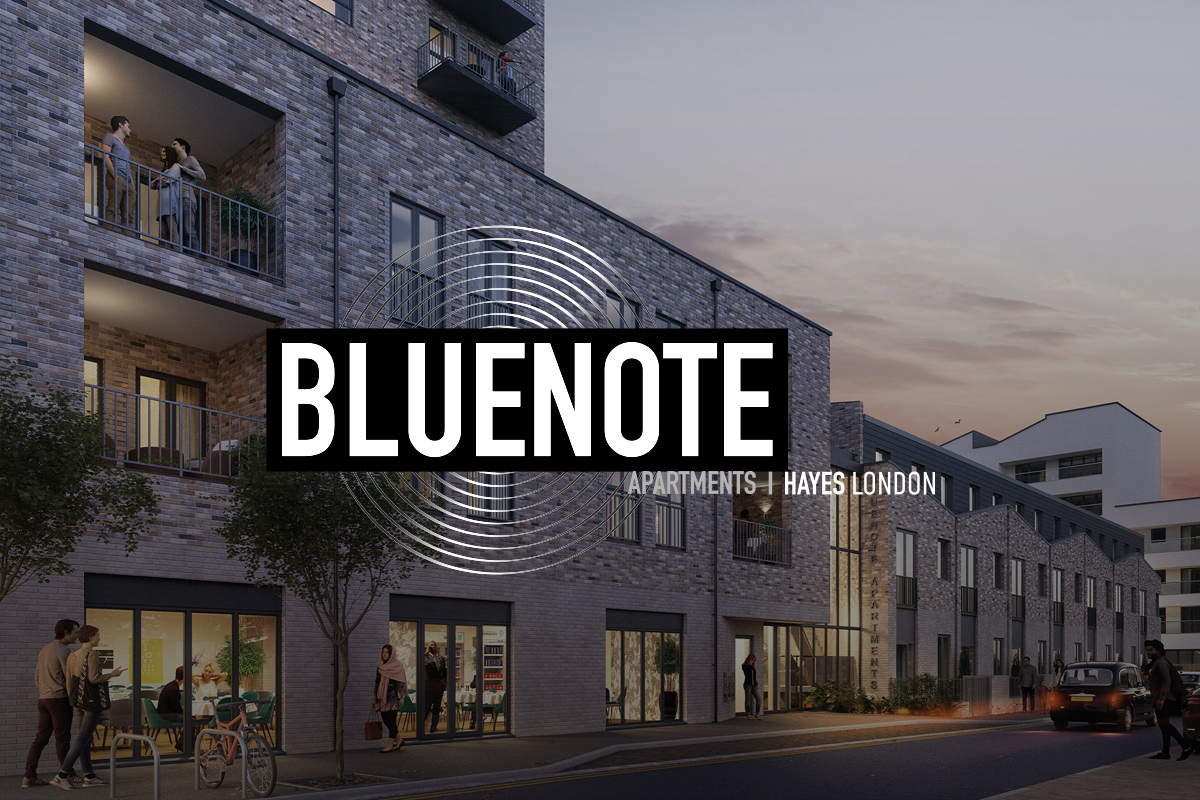 Bluenote apartments Hayes