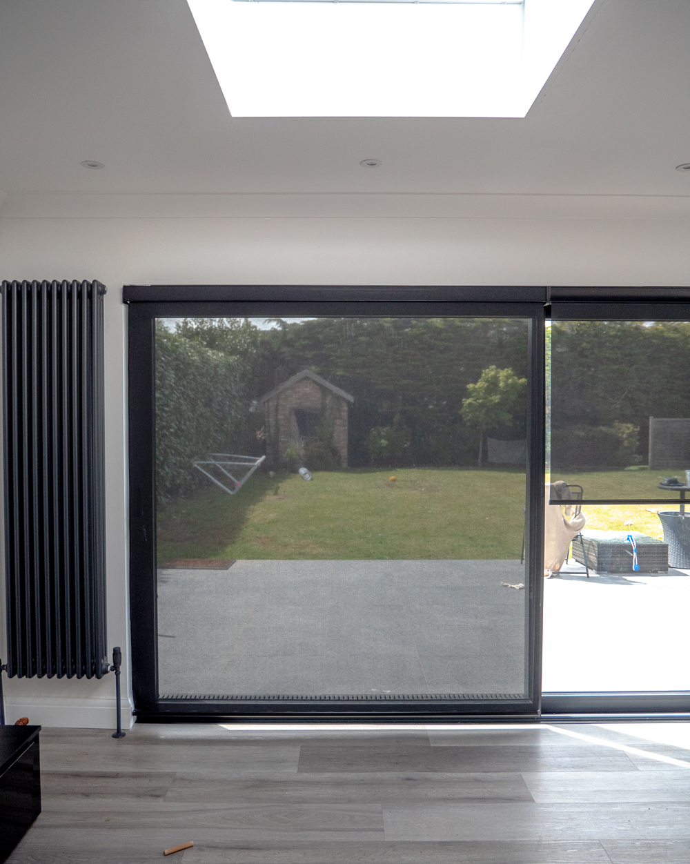 Our screen roller blinds block 97% UV Rays